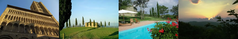 TUSCANY - HOLIDAY HOMES - HOLIDAY RENTALS - HOLIDAY APARTMENTS IN TUSCANY - TUSCAN HOLIDAY HOMES
